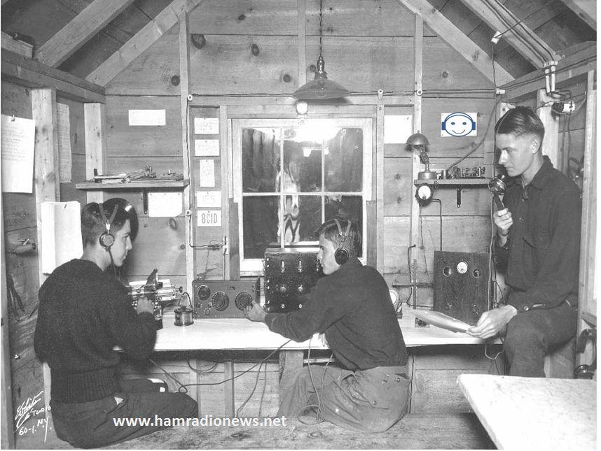 Vintage ham radio news page 2 for Classic house radio station